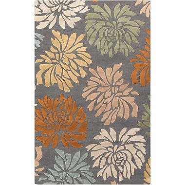Surya Centennial CNT1091-811 Hand Hooked Rug, 8' x 11' Rectangle