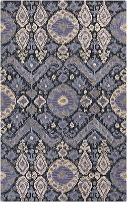 Surya Centennial CNT1094-58 Hand Hooked Rug, 5' x 8' Rectangle