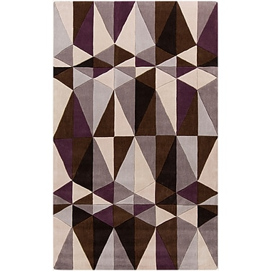 Surya Cosmopolitan COS9171-58 Hand Tufted Rug, 5' x 8' Rectangle