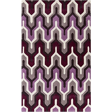 Surya Cosmopolitan COS9178-58 Hand Tufted Rug, 5' x 8' Rectangle