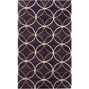 Surya Cosmopolitan COS9191-58 Hand Tufted Rug, 5' x 8' Rectangle