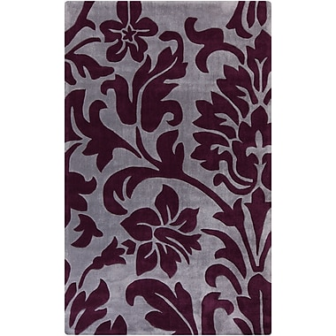 Surya Cosmopolitan COS9195-58 Hand Tufted Rug, 5' x 8' Rectangle