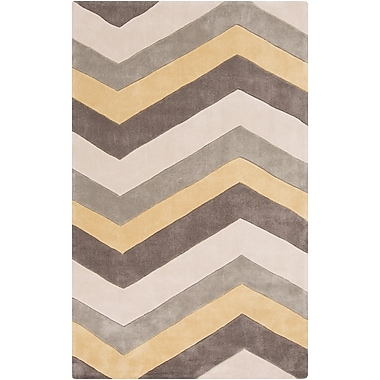 Surya Cosmopolitan COS9217-811 Hand Tufted Rug, 8' x 11' Rectangle