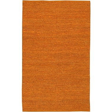Surya Continental COT1934-811 Hand Woven Rug, 8' x 11' Rectangle