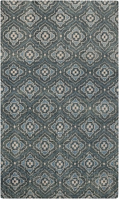 Surya Cypress CYP1012-811 Hand Knotted Rug, 8' x 11' Rectangle