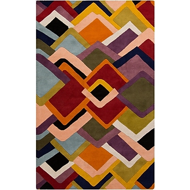 Surya Mike Farrell Envelopes ENV5000-23 Hand Tufted Rug, 2' x 3' Rectangle
