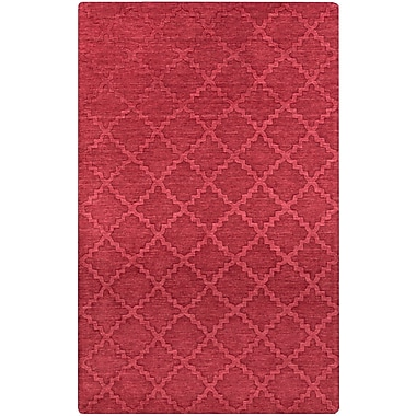 Surya Etching ETC4966-3353 Hand Loomed Rug, 3'3