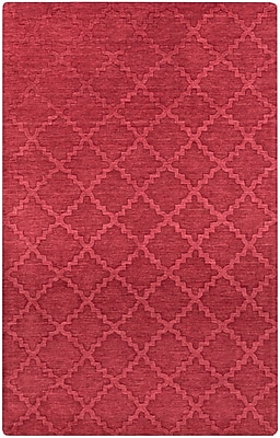 Surya Etching ETC4966-3353 Hand Loomed Rug, 3'3