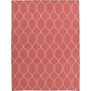 Surya Jill Rosenwald Fallon FAL1002-811 Hand Woven Rug, 8' x 11' Rectangle