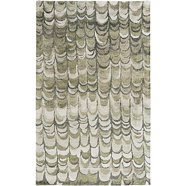 Surya Gemini GMN4007-58 Hand Tufted Rug, 5' x 8' Rectangle
