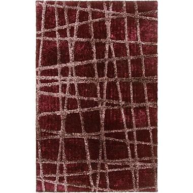 Surya Graph GRP2000-23 Hand Woven Rug, 2' x 3' Rectangle