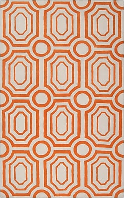 Surya Angelo Home Hudson Park HDP2009-810 Hand Tufted Rug, 8' x 10' Rectangle
