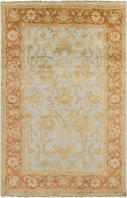 Surya Hillcrest HIL9014-913 Hand Knotted Rug, 9' x 13' Rectangle