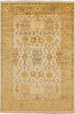 Surya Hillcrest HIL9020-5686 Hand Knotted Rug, 5'6