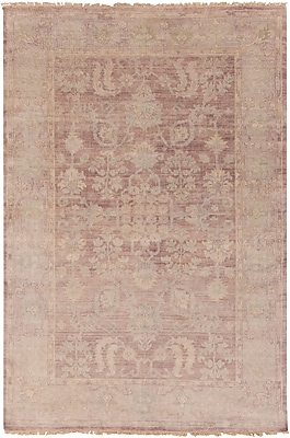 Surya Hillcrest HIL9032-5686 Hand Knotted Rug, 5'6