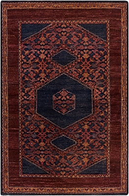 Surya Haven HVN1216-5686 Hand Knotted Rug, 5'6