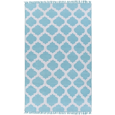 Surya Lagoon LGO2018-58 Hand Woven Rug, 5' x 8' Rectangle