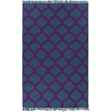 Surya Lagoon LGO2020-811 Hand Woven Rug, 8' x 11' Rectangle
