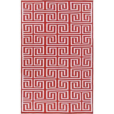 Surya Lagoon LGO2028-58 Hand Woven Rug, 5' x 8' Rectangle