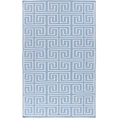 Surya Lagoon LGO2031-58 Hand Woven Rug, 5' x 8' Rectangle
