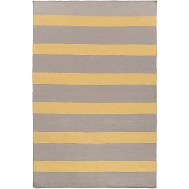 Surya Lagoon LGO2036-811 Hand Woven Rug, 8' x 11' Rectangle