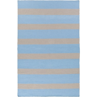 Surya Lagoon LGO2039-811 Hand Woven Rug, 8' x 11' Rectangle