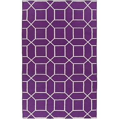 Surya Lagoon LGO2046-811 Hand Woven Rug, 8' x 11' Rectangle