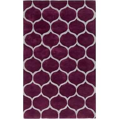 Surya Mamba MBA9021-3656 Hand Tufted Rug, 3'6
