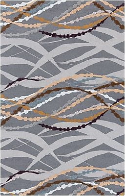 Surya Mamba MBA9041-811 Hand Tufted Rug, 8' x 11' Rectangle