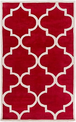Surya Mamba MBA9062-811 Hand Tufted Rug, 8' x 11' Rectangle
