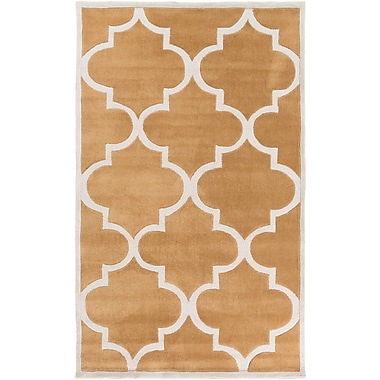 Surya Mamba MBA9065-58 Hand Tufted Rug, 5' x 8' Rectangle