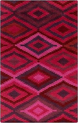 Surya Mesa MES9002-58 Hand Knotted Rug, 5' x 8' Rectangle