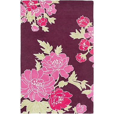 Surya Florence Broadhurst Mount Perry MTP1002-23 Hand Tufted Rug, 2' x 3' Rectangle