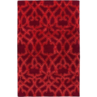 Surya Florence Broadhurst Mount Perry MTP1007-23 Hand Tufted Rug, 2' x 3' Rectangle