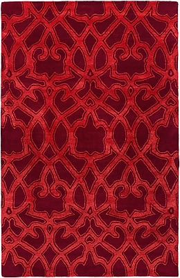 Surya Florence Broadhurst Mount Perry MTP1007-58 Hand Tufted Rug, 5' x 8' Rectangle