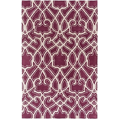 Surya Florence Broadhurst Mount Perry MTP1009-58 Hand Tufted Rug, 5' x 8' Rectangle