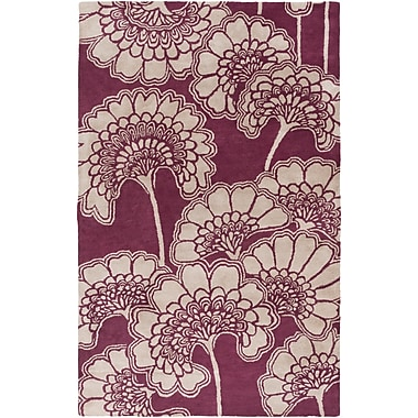 Surya Florence Broadhurst Mount Perry MTP1015-3353 Hand Tufted Rug, 3'3