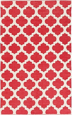 Surya Picnic PIC4002-811 Hand Woven Rug, 8' x 11' Rectangle