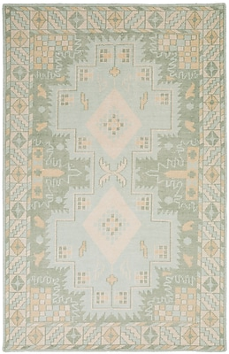 Surya Pazar PZR6003-23 Hand Knotted Rug, 2' x 3' Rectangle