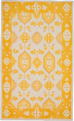 Surya Pazar PZR6007-811 Hand Knotted Rug, 8' x 11' Rectangle
