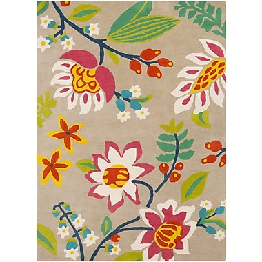 Surya Sanderson SND4524-23 Hand Tufted Rug, 2' x 3' Rectangle