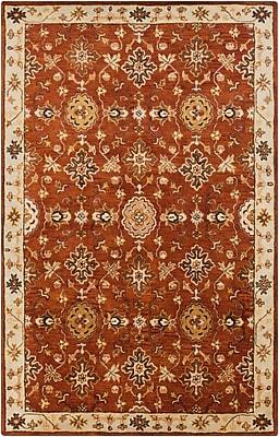 Surya TINLEY TIN4000-58 Hand Tufted Rug, 5' x 8' Rectangle