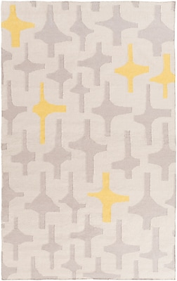 Surya Lotta Jansdotter Textila TXT3007-3353 Hand Woven Rug, 3'3