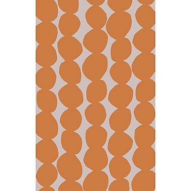 Surya Lotta Jansdotter Textila TXT3013-23 Hand Woven Rug, 2' x 3' Rectangle