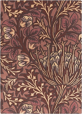 Surya William Morris William Morris WLM3006-58 Hand Tufted Rug, 5' x 8' Rectangle