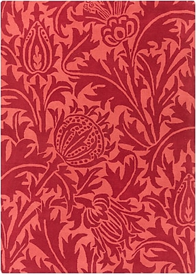 Surya William Morris William Morris WLM3007-811 Hand Tufted Rug, 8' x 11' Rectangle