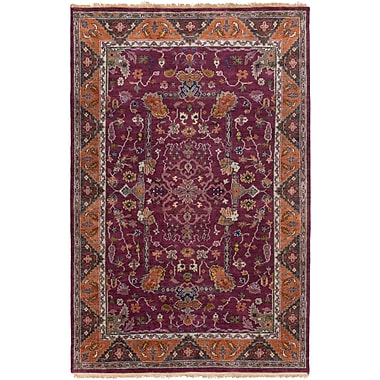 Surya Zeus ZEU7821-23 Hand Knotted Rug, 2' x 3' Rectangle
