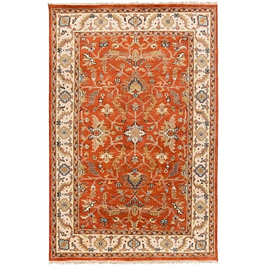 Surya Zeus ZEU7824-23 Hand Knotted Rug, 2' x 3' Rectangle