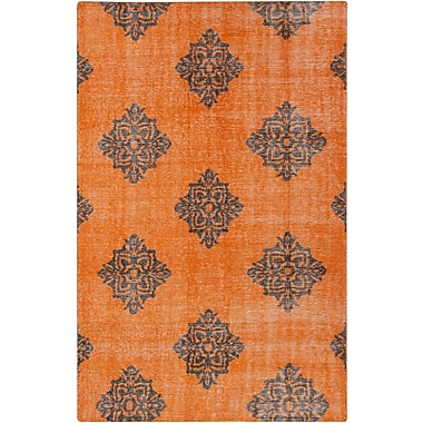 Surya Zahra ZHA4025-23 Hand Knotted Rug, 2' x 3' Rectangle