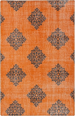 Surya Zahra ZHA4025-811 Hand Knotted Rug, 8' x 11' Rectangle